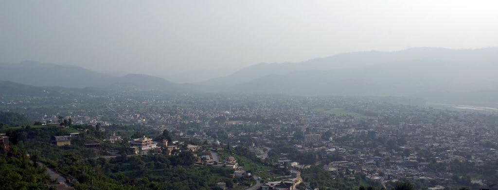 A View of Kotli